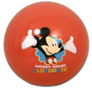 Mickey Play Ball 7in.