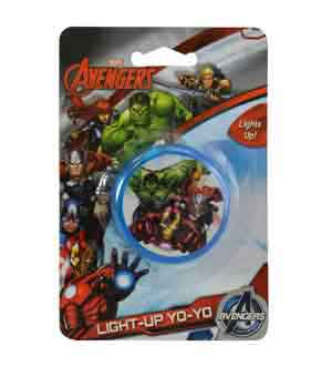 Marvel Avengers Light Up YoYo