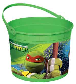 TMNT Teenage Mutant Ninja Container