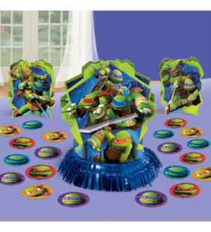 TMNT Teenage Mutant Ninja Turtles Table