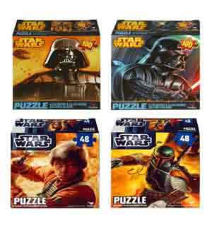Star Wars Puzzle 48ct or 100ct