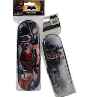 Batman vs Superman Tin Pencil Case
