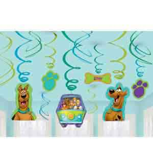Scooby Doo Swirl Pack Value