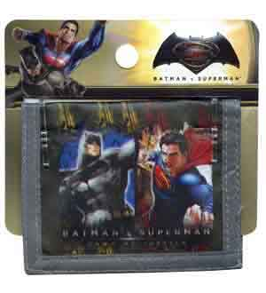 Batman vs Superman Non-Woven Wallet